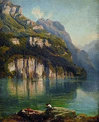 Zuschreibung: Eduard Friedrich Pape, 1817- 1905,