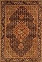 Täbriz fein, Persien, ca. 30 Jahre, Korkwolle mit