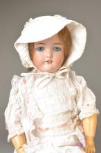 doll, Simon & Halbig