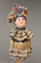 Hand puppet, German