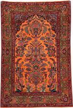 'Part-Silk' Kurk Kashan,