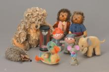 Steiff animals/figurines