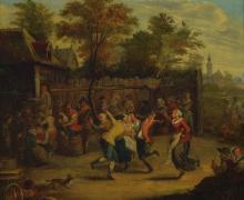 Succession David Teniers