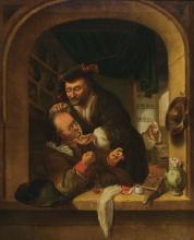 Attribution Franz van Mieris
