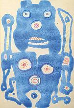 Walter L. Brendel, 1923-2013, three watercolors