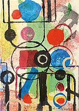 Walter L. Brendel, 1923-2013, three mixing techniques