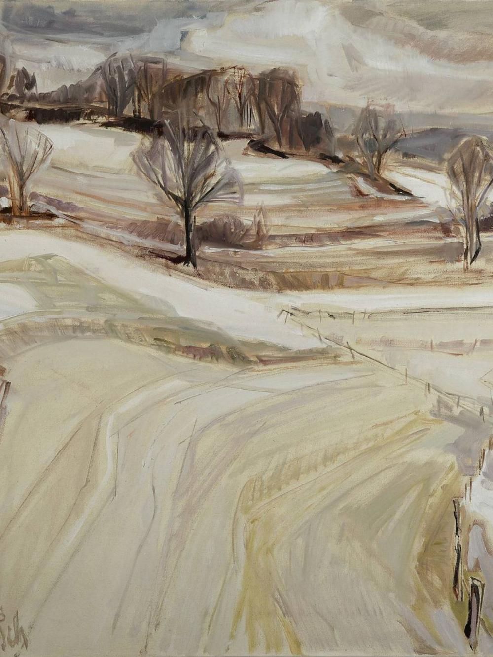 Christel Abresch, 1931 Sulzbach - 2011 Neustadt