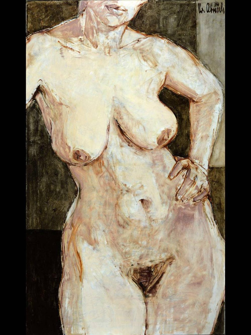 Christel Abresch, 1911 Sulzbach - 2011 Neustadt