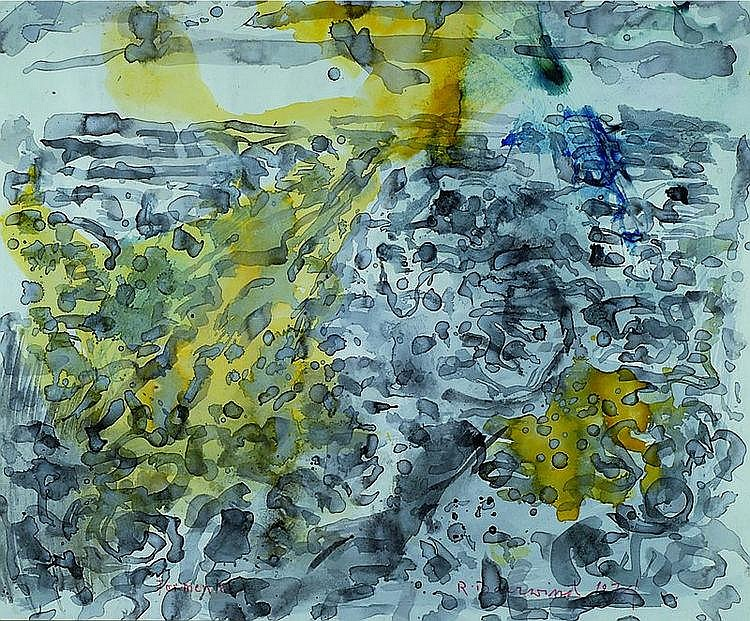 Baerwind, Rudi, 1910-1982 Mannheim, Formentera,