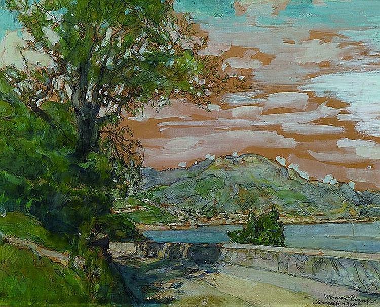 von Pigage, Werner, 1888 Breslau - 1959 Mannheim,