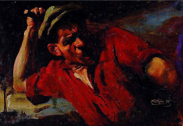 Kujau, Konrad, 1938-2000, Hauer im Erzgebirge bei