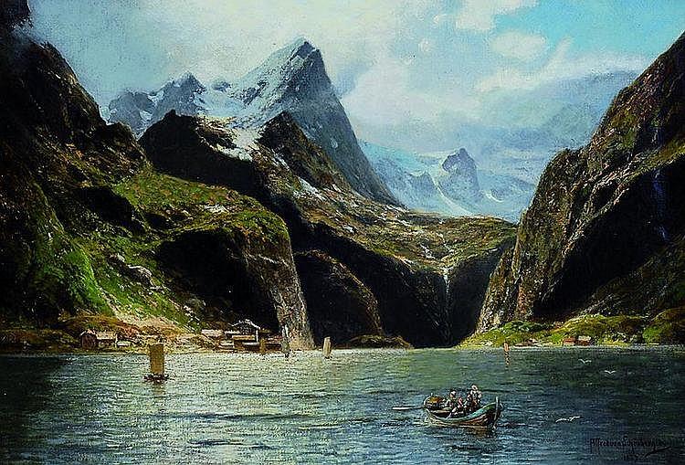 von Schönberger, Alfred, 1845-1909,