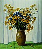 Vogel, Walter, Stillleben mit Wiesenblumen in, Walter Vogel, Click for value