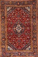 Silk Kashan,