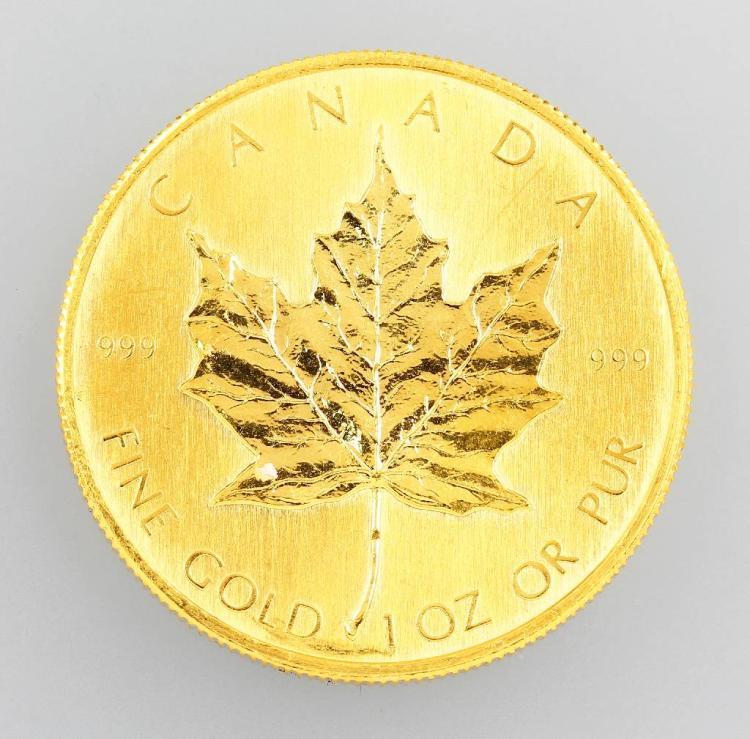 50 dollar elizabeth ii gold coin