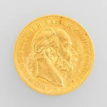Gold coin, 20 Mark
