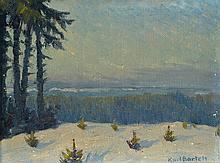 Karl Bartels, 1867 Bielefeld-1944 Hogschür, studied at the