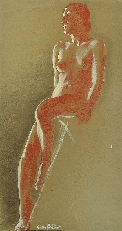 Adolf Presber, born in 1856 Ramschild, studied under P