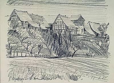 Brand, Werner, geb. 1933, Konvolut aus 9