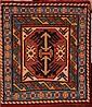 Sumagh Tasche, Persien, ca. 50 Jahre, Wolleauf