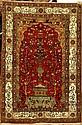 Seltener feiner Teheran antik mit sogenannter