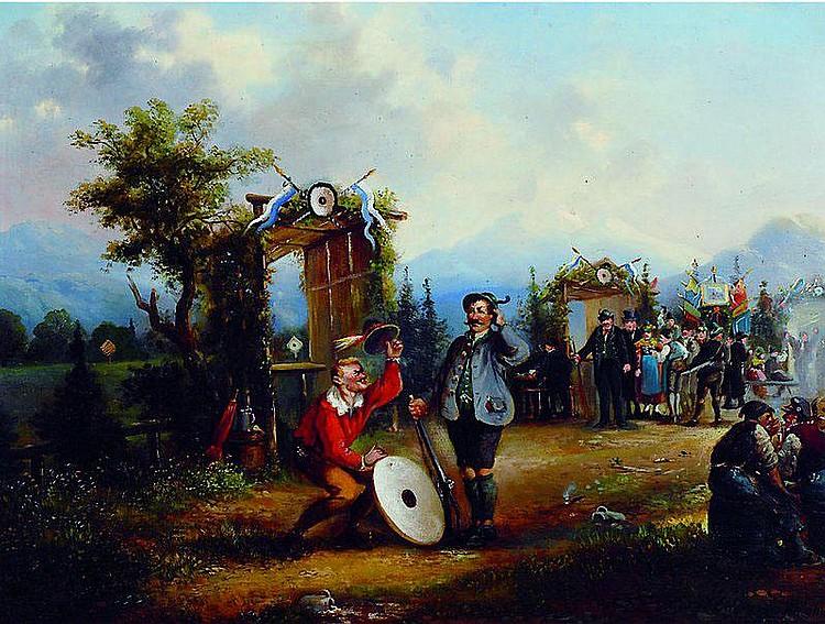 Engelmann, (Ernst) Julius, 1820 Größnitz- 1902