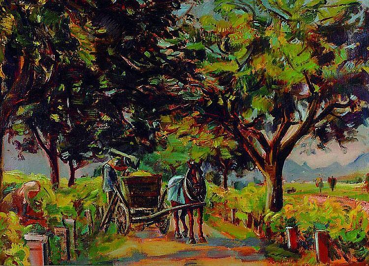 Müller-Landau, Rolf, 1903-1956 Bad Bergzabern, Bei