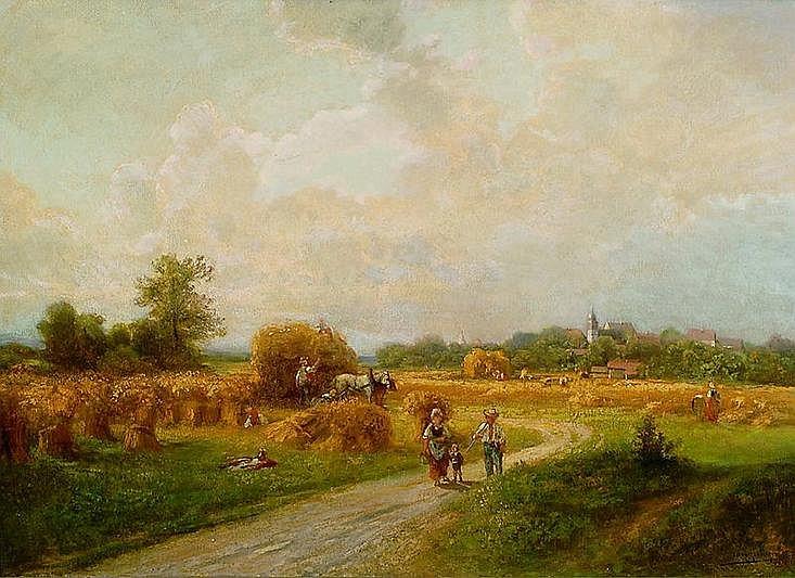 von Schönberger, Alfred Karl Julius, geboren 1845