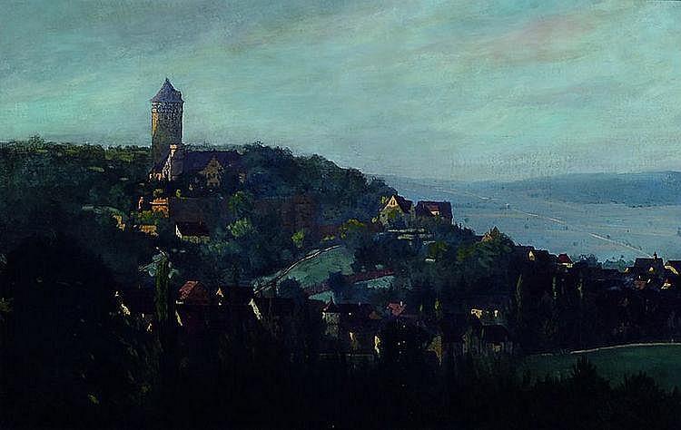 Dörr, Ferdinand, 1880 Bad Dürkheim - 1968