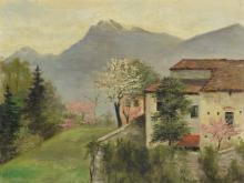 Lothar von Seebach, 1853 Fessenbach - 1930 Strasbourg