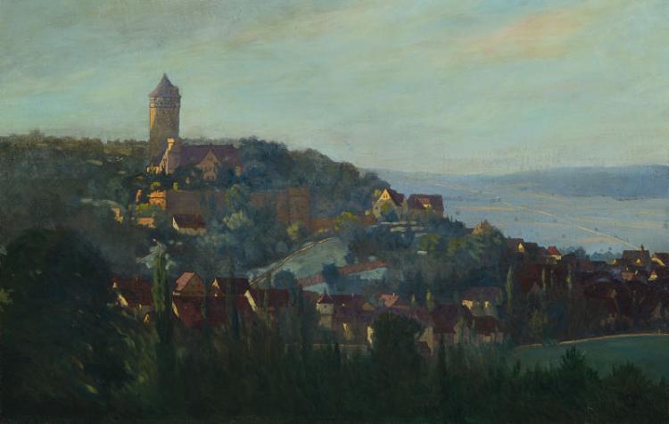Ferdinand Dörr, 1880-1968