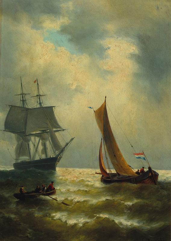 Louis Barnaba, dutch painter