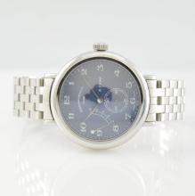 EBERHARD & Co. self winding gents wristwatch 8 Jours