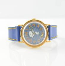 Set of 2 Snoopy wristwatches around 1965