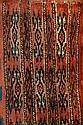 Jomud Pfeiltasche antik, Turkmenistan, um 1900,