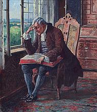 Fritz Bergen, 1857-1941