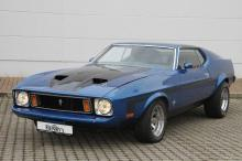 Ford Mustang Coupé, Chassis Number 3F05Q247682