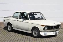 BMW 2002, Chassis Number 3672280, first registered