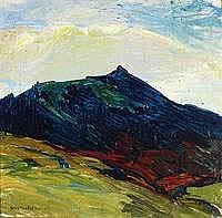 Hofmann, Georg Max, 1891 Hof/Bayern-1955, Studium