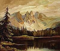 Morgenstern, Carl Ernst, 1847 München-1928