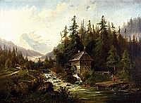 Bartak, Ludvik, 1857-1921 Tschechien, Romantische