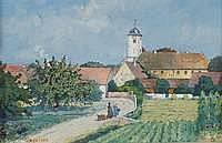 Ernst, Gustav, 1858 Elsterberg/Sachsen-1945 Bad