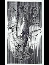 Yehudit Sasportas, born 1969, from 2008, lithograph