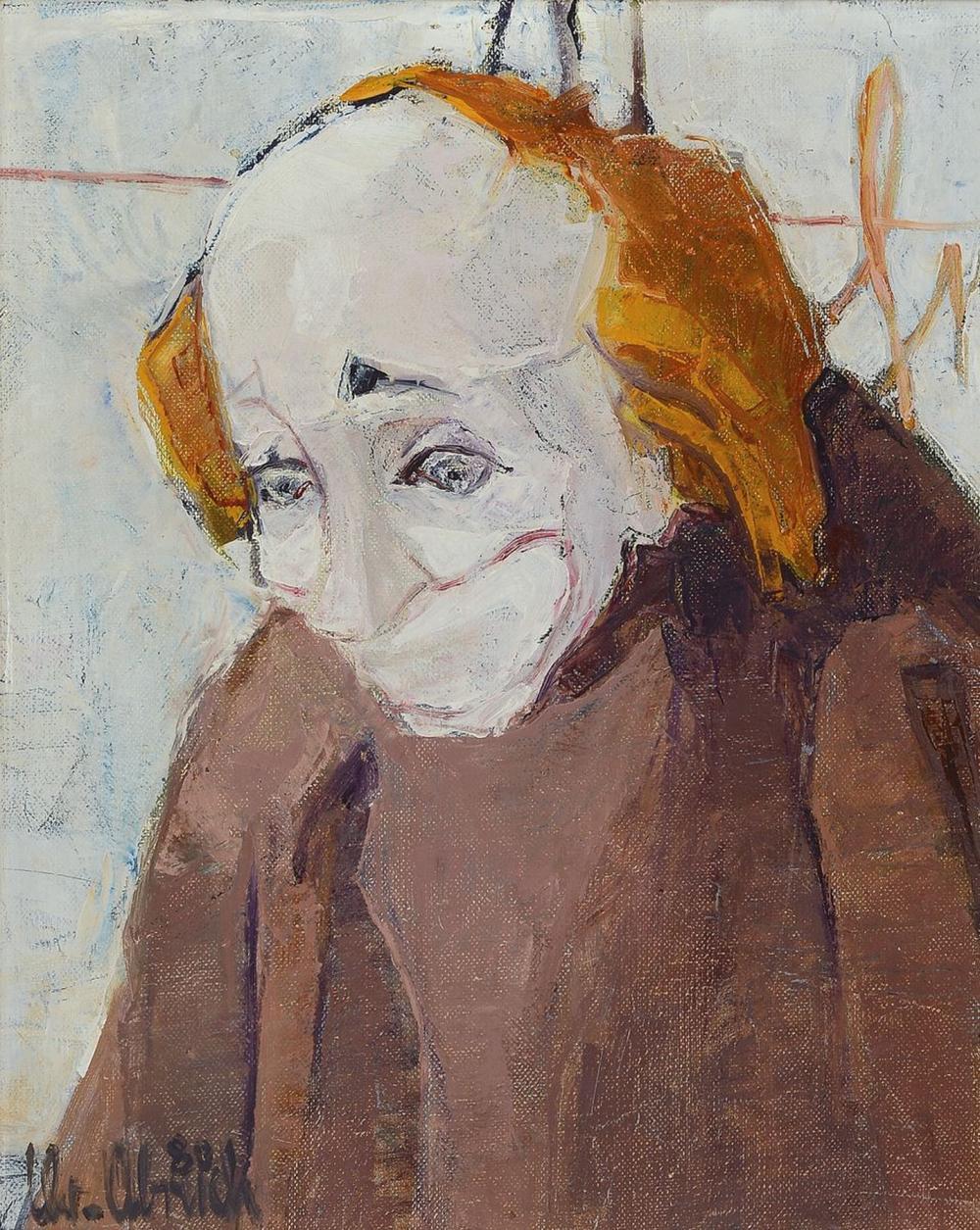 Christel Abresch, 1931 Sulzbach-2011 Neustadt / Weinstr