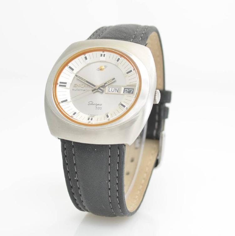 ENICAR gents wristwatch Sherpa 320