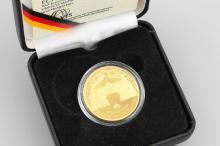 Gold coin, 100 Euro, Germany