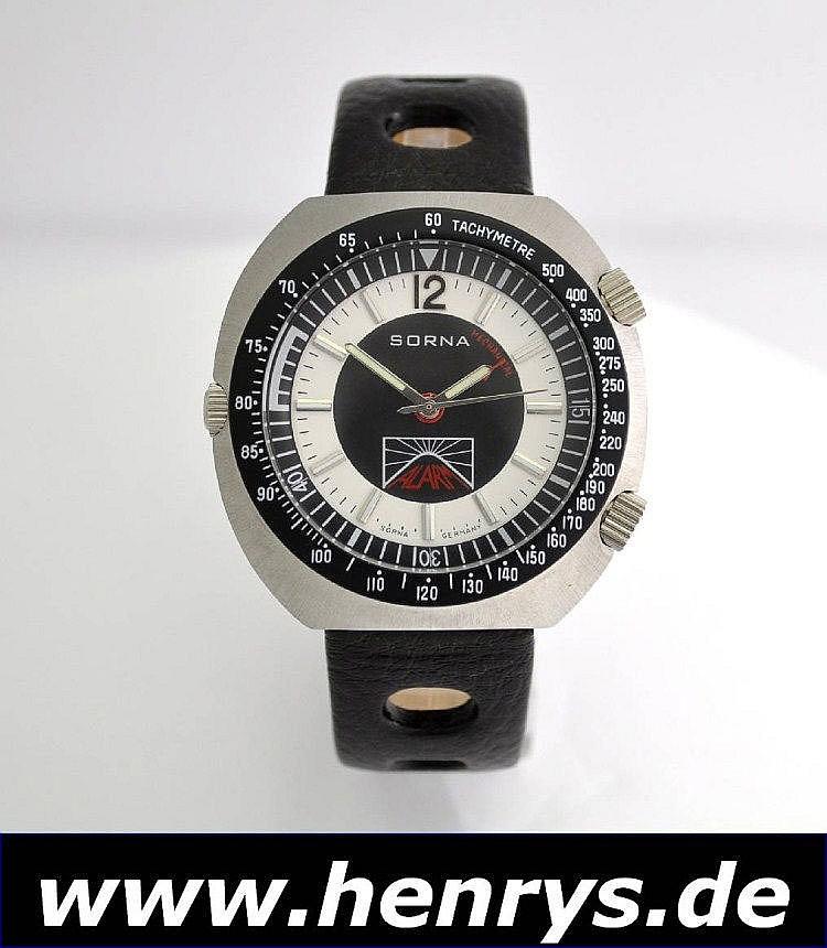SORNA Armbandwecker, Ref.-Nr. T22134, Hand-