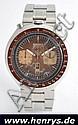 SEIKO Armbandchronograph, Automatik, Japan um, Seikō Sawada, Click for value
