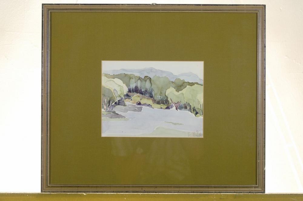 Christel Abresch, 1931 Sulzbach-2011 Neustadt / Wstr