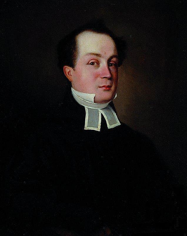 Tischbein, Carl Wilhelm, 1797-1855, Porträt eines